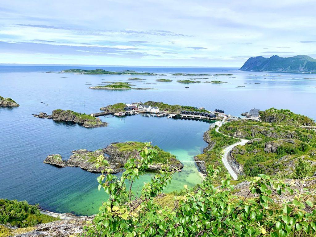 Hamn - Senja - Norf-Norge - Expa travel