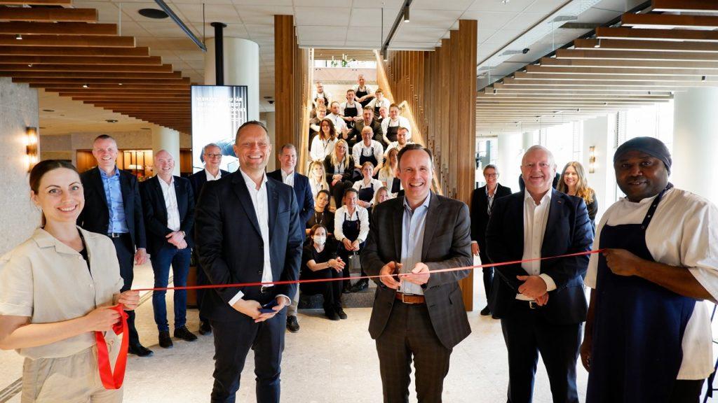 Scandic CPH Strandpark - offisiell åpning - 17. mai 2021