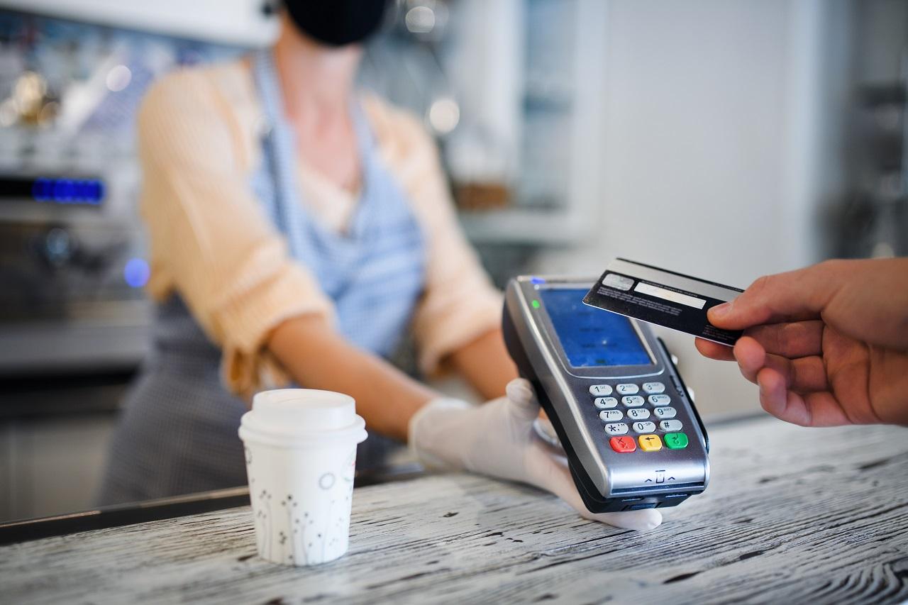Betaling - kredittkort - kontaktløs betaling - Leading Web Solutions
