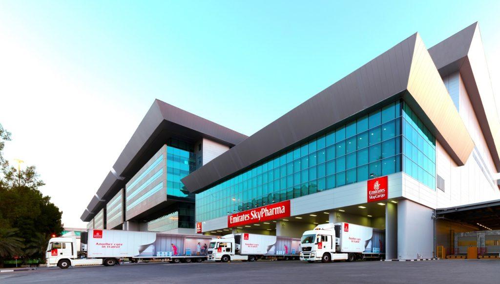 Emirates SkyCargo -Ny terminal for farmasøytiske produkter