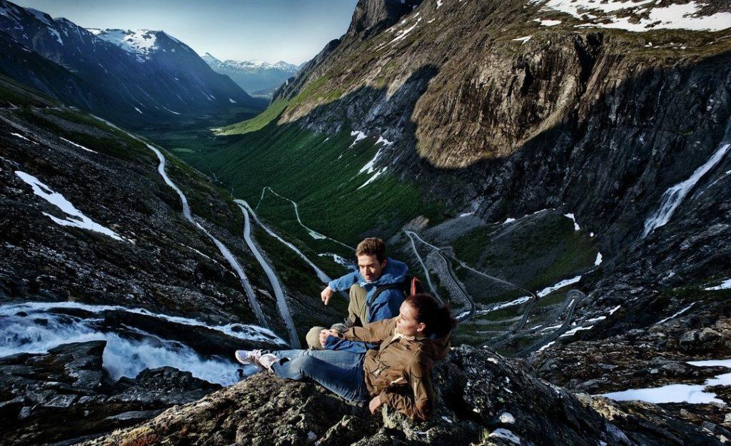Trollstigen - Turistvei - Møre og Romsdal - Fjord Norge