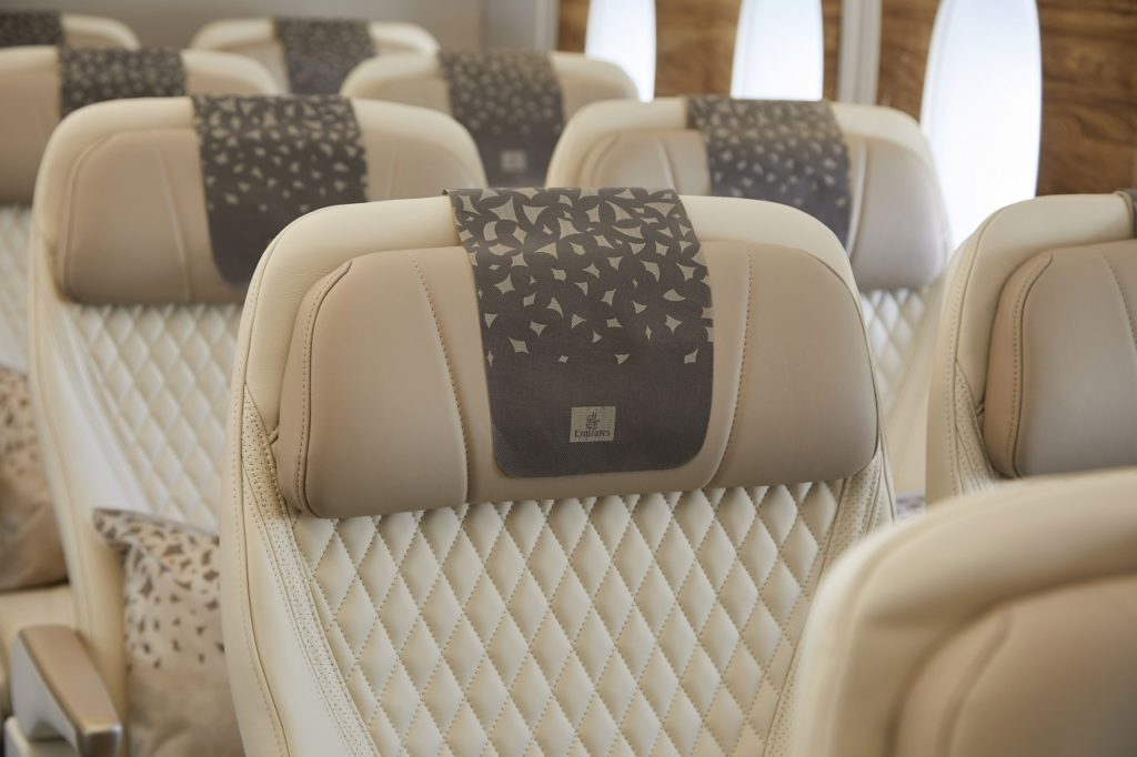 Premium Economy - Flyseter - Emirates Airline - 2021