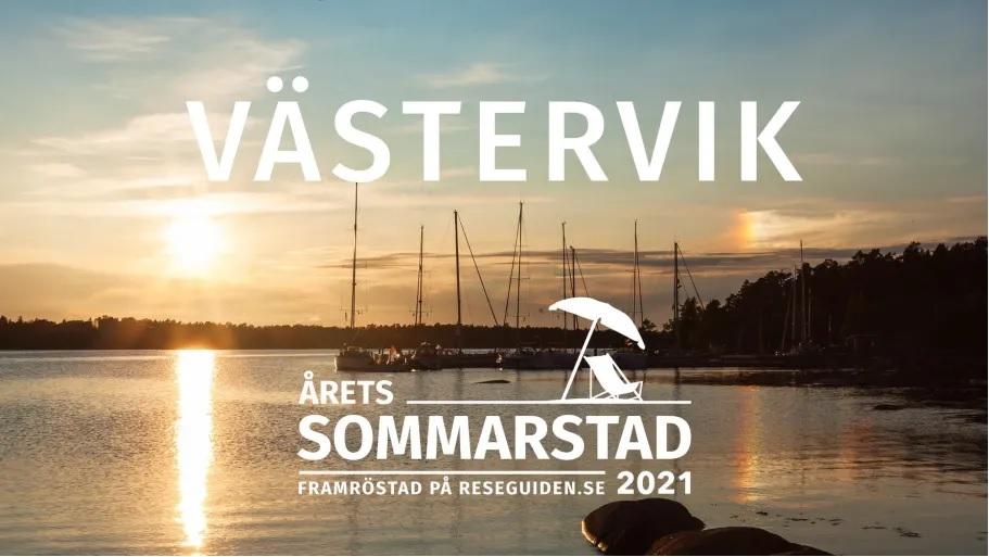 Västervik - Årets Sommarstad 2021 - Sverige - Resguiden.se