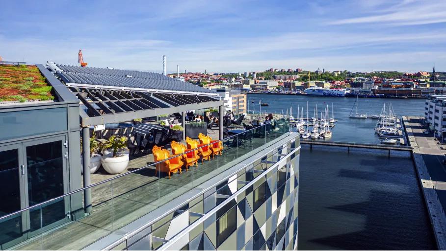 VIVI - Takbar - Radisson Blu Riverside Hotel - Lindholmen - Gøteborg