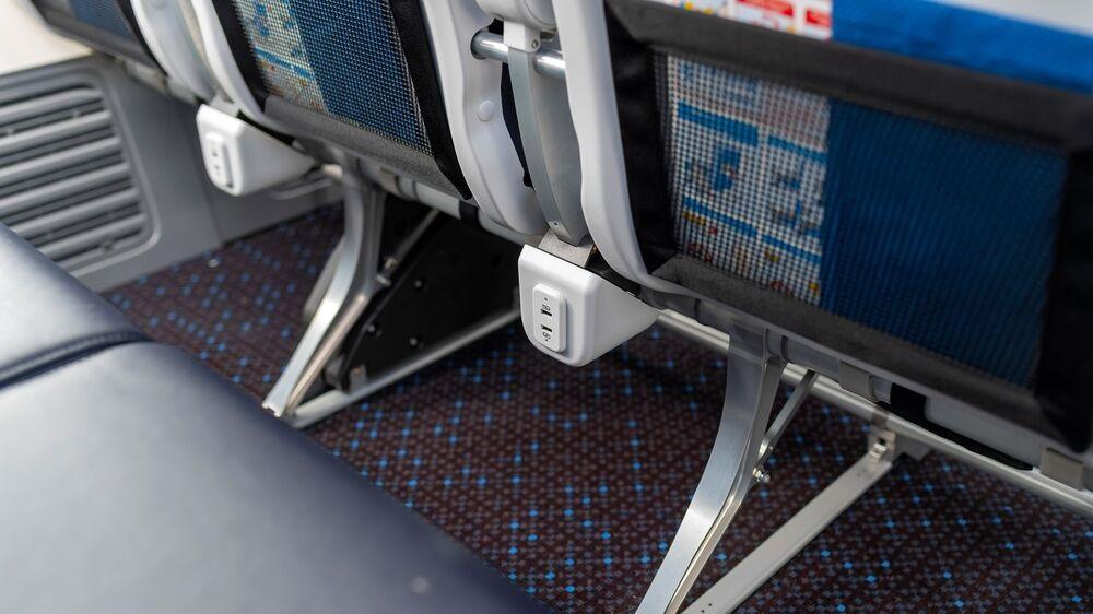 KLM - oppgradet og fornyet kabin - Boeing 737-800 - 2021