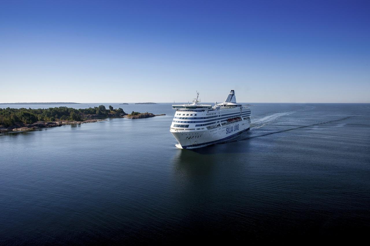 Silja Serenade - ferje - Østersjøen - Tallink Silja Line