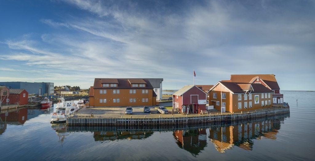 Finnøy Havstuer - Hotel - Vestlandet - Classic Norway