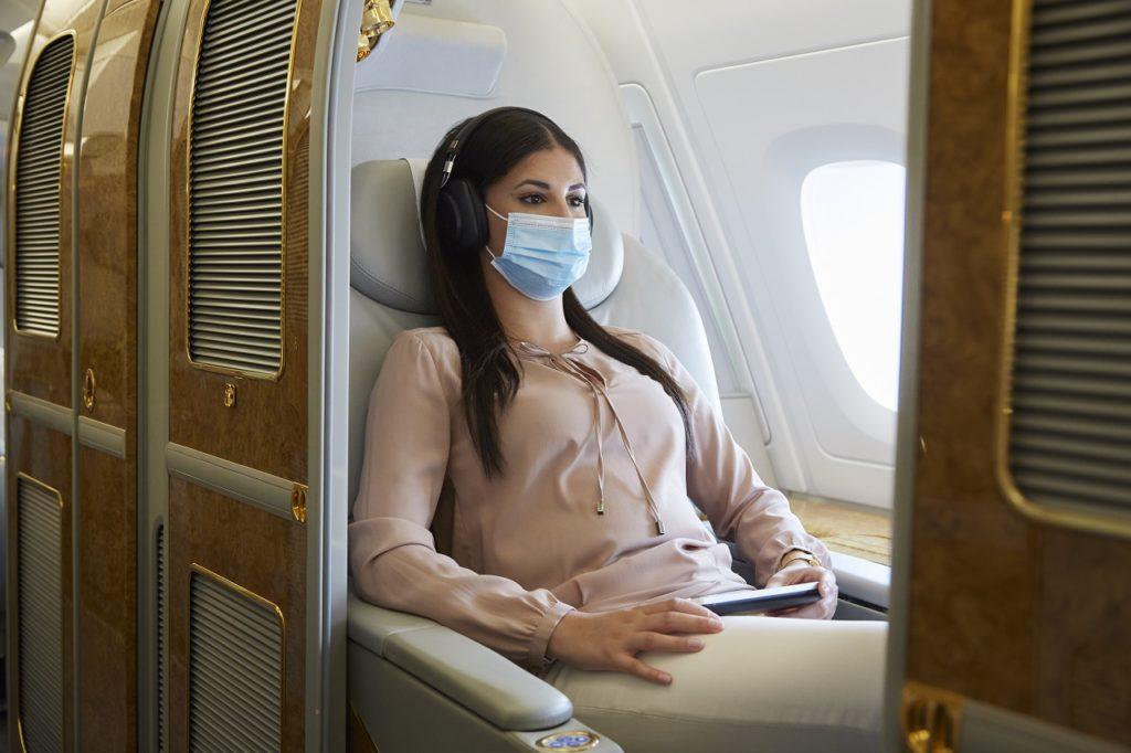 Suite - Airbus A 380 - Emirates  Airline