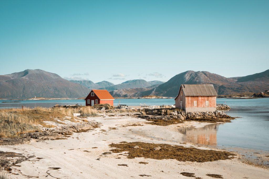 Sommervær - Nord-Norge - Meteorologisk institutt
