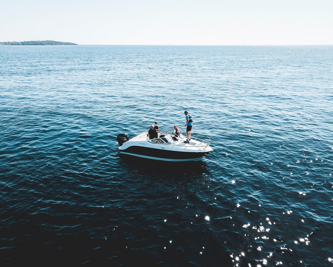 fiske - småbåt - sommerferie - Norgesferie - båtvett - Fremtind