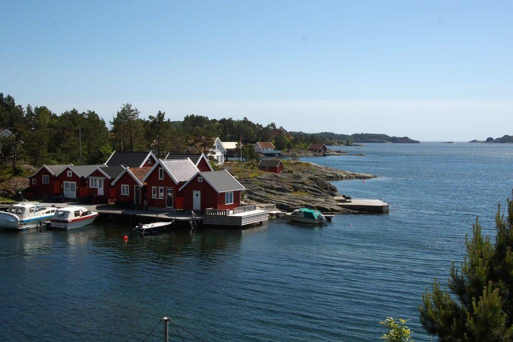 Sommerhus ved sjøen i Norge - Codan