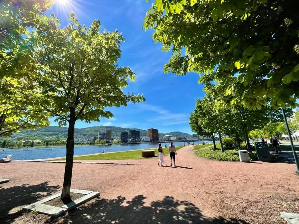Sommer - Drammen - Østlandet  - Meteorologisk institutt