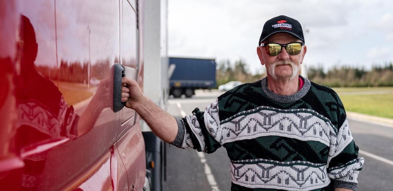 Jan Arne Laberget - Leder - Yrkestrafikkforbundet Logistikk