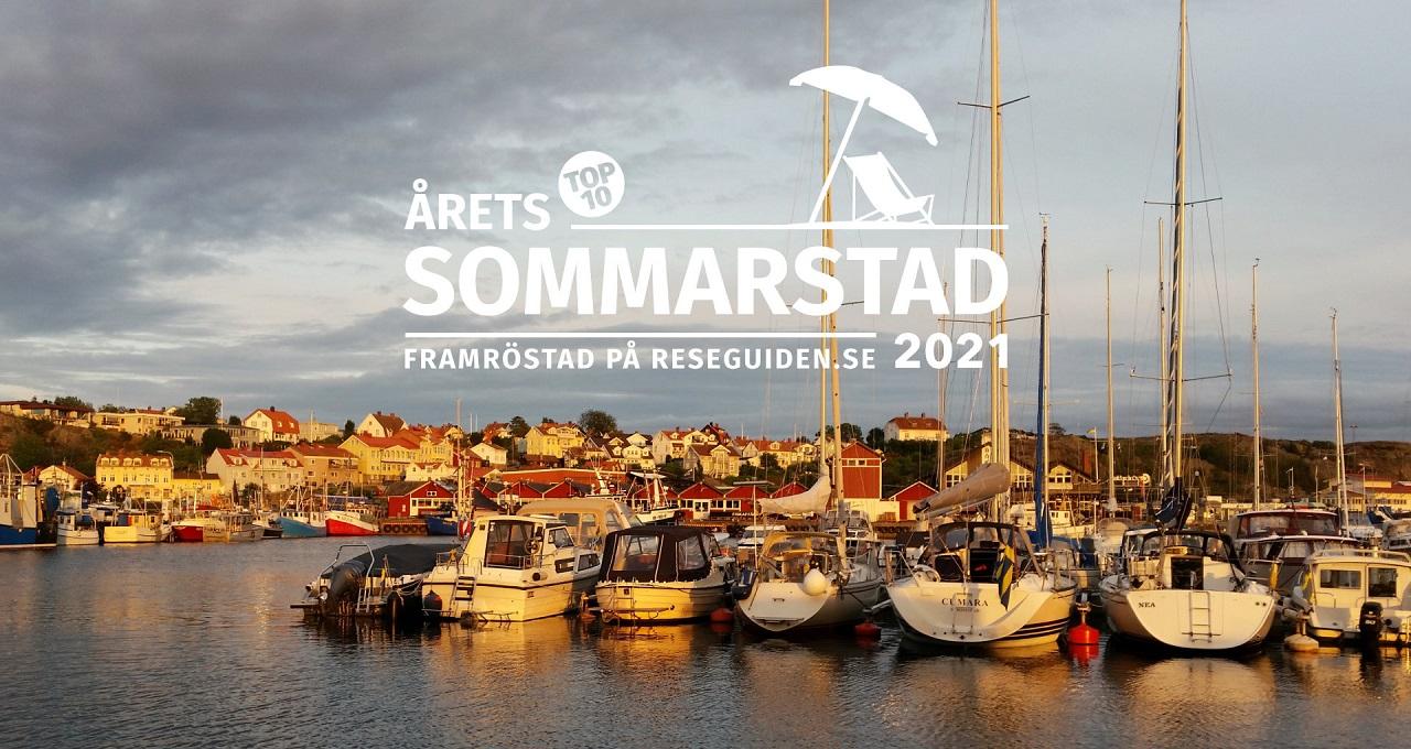 Strömstad - Årets Sommarstad 2021 - Reseguiden.se