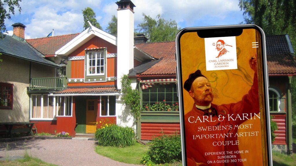 Carl Larsson gården - Dalarna - Sverige