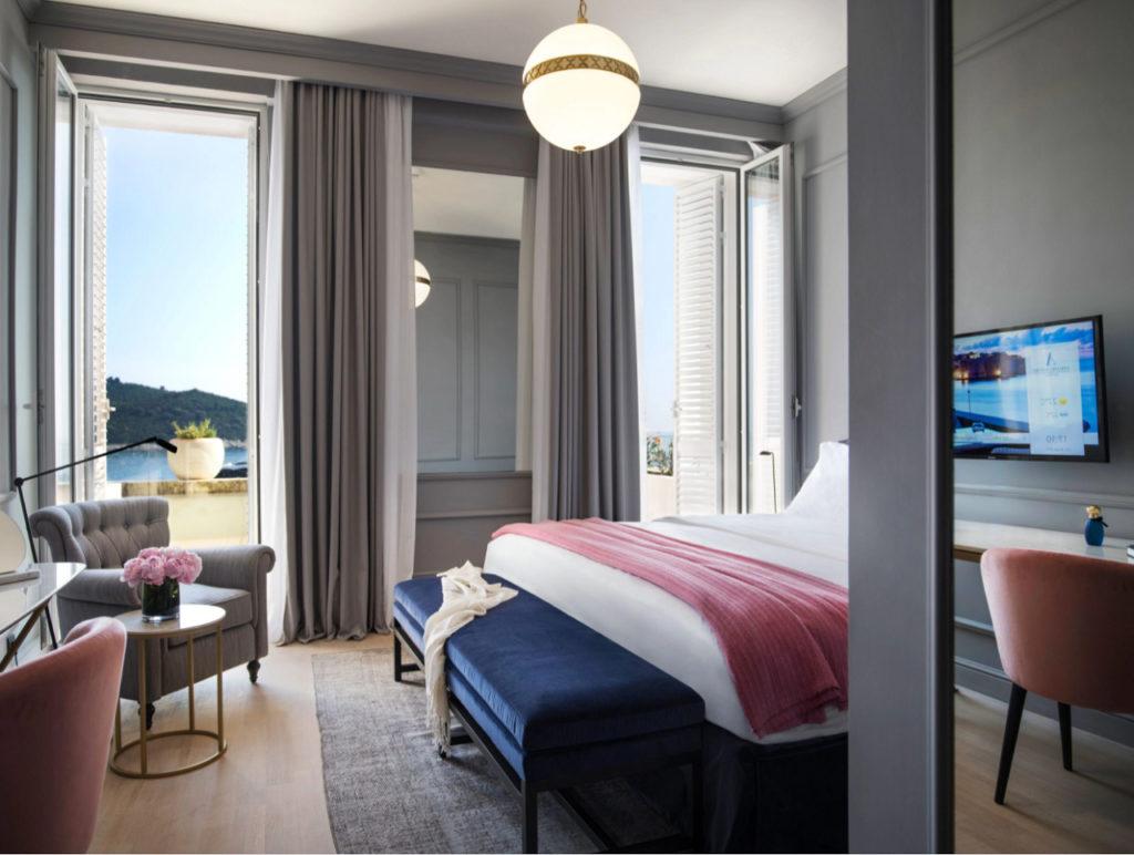 Hotel Excelsior - Dubrovnik - Kroatia
