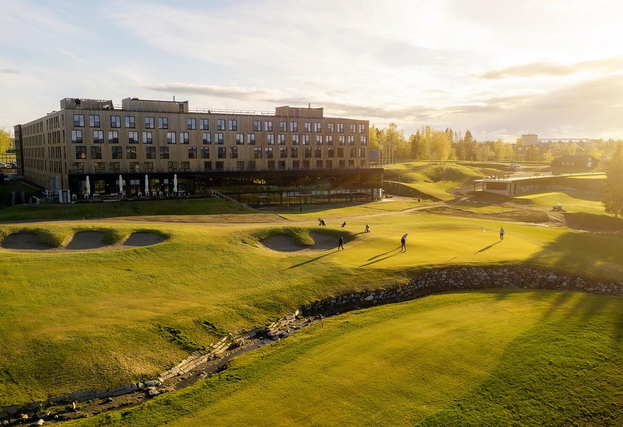 Lily Country Club - Miklagard golf - Oslo lufthavn - Gardermoen