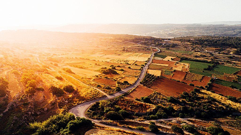 Landskap - Landsbygda - Malta - Middelhavet