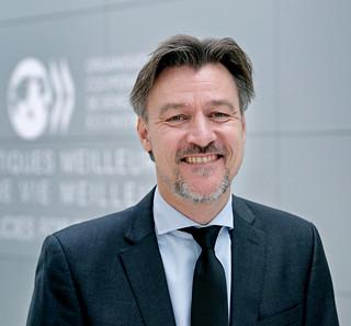 Ulrik Vestergaard Knudsen -  visegeneralsekretær - OECD