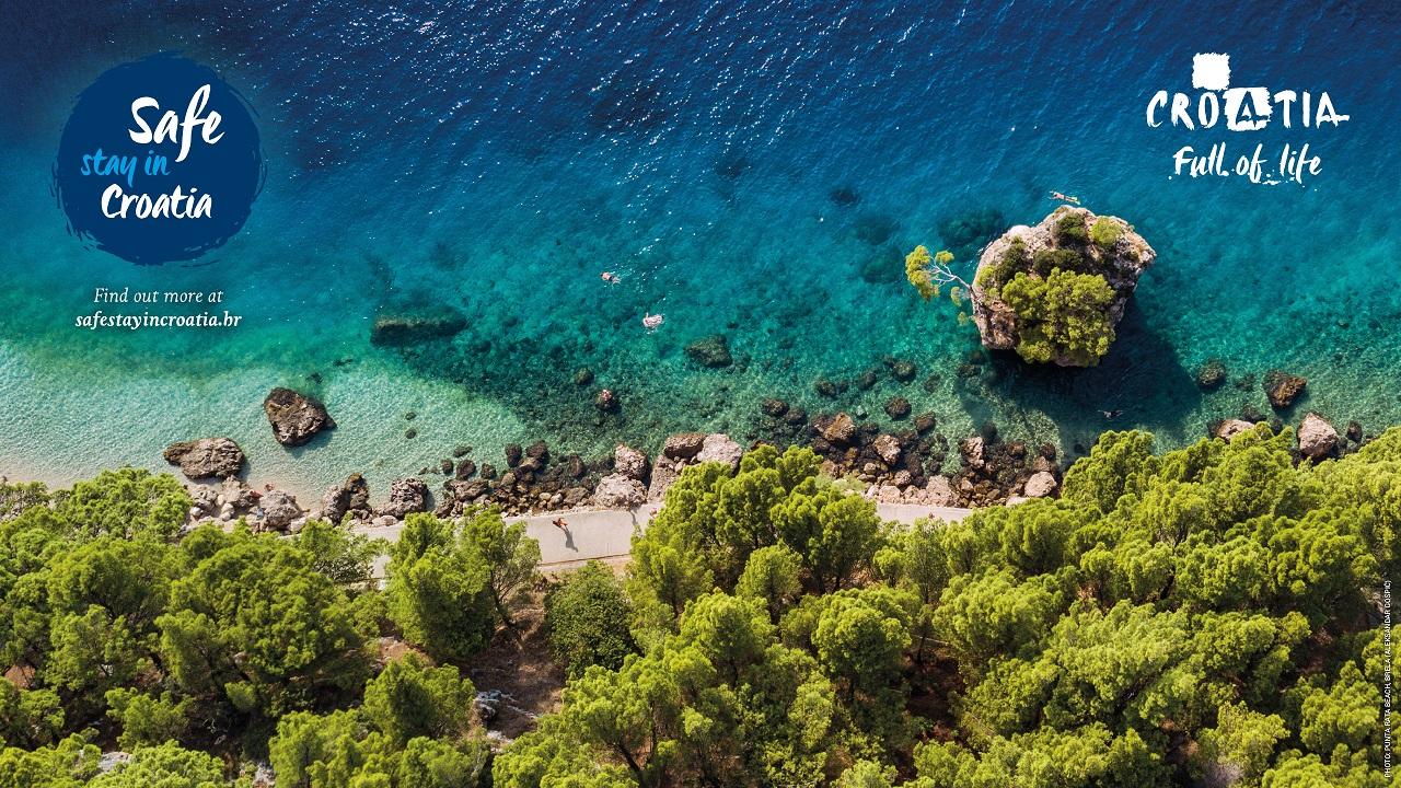 Safe Stay - kampanje - Kroatia