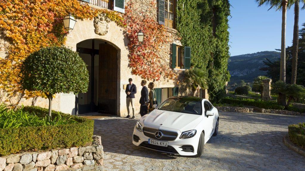 Kjøretøy - Mercedes - Hotel - Mallorca