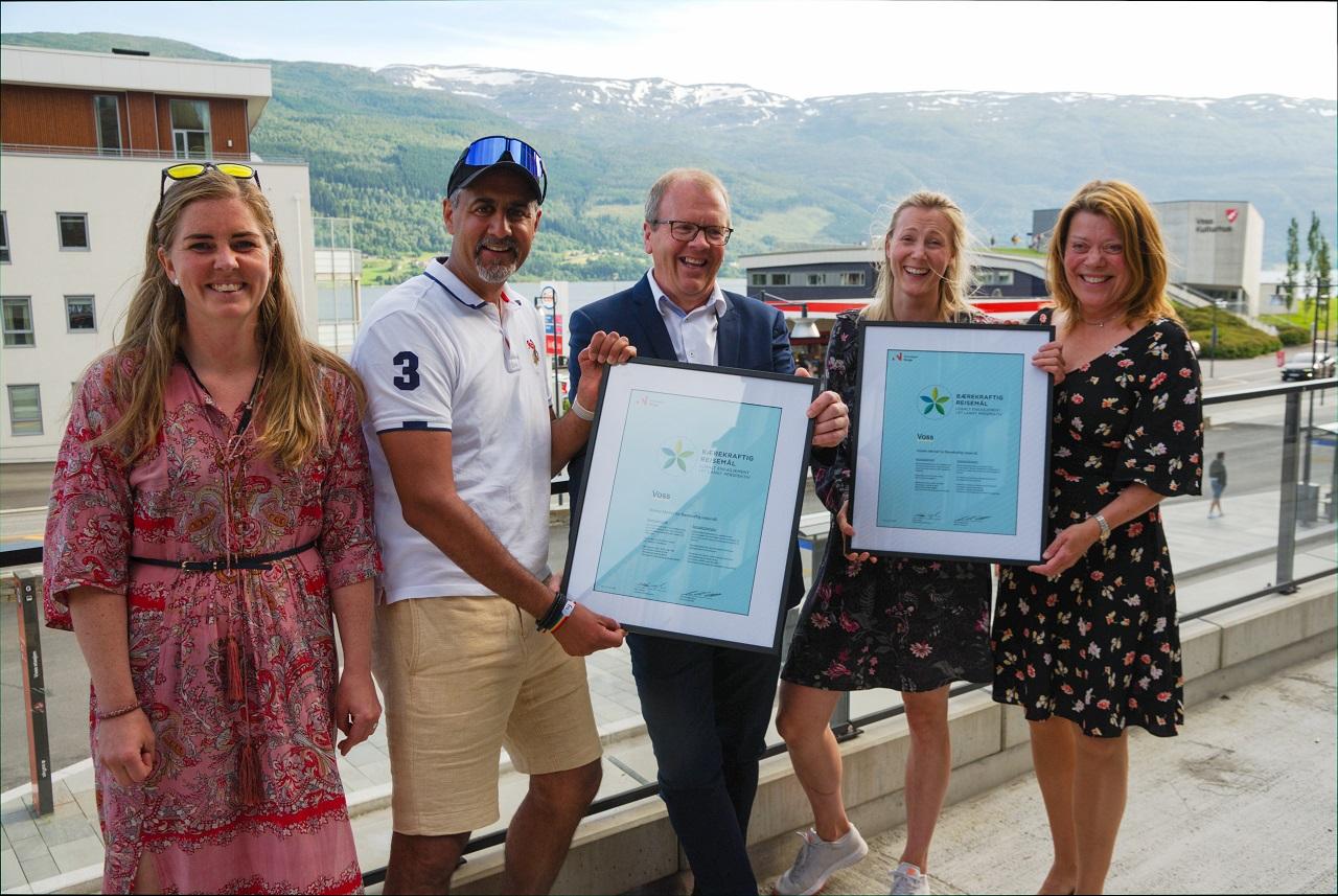 Voss - Hordaland - Vestland - Bærekraftig reisemål