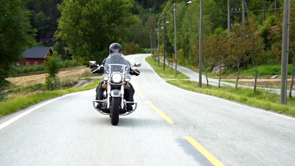 MC - Motorsykkel - Kjøring - Vei - ulykker - Fremtind