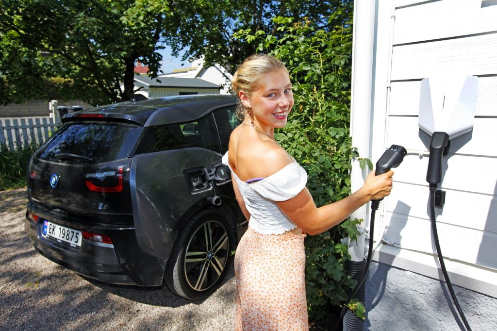 Hjemmeladeboks - Elbil - Norsk elbilforening
