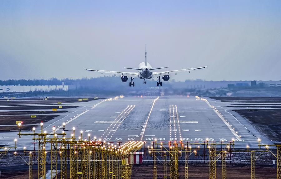 Fly - Landing - Flyplass - Sverige - Transportstyrelsen
