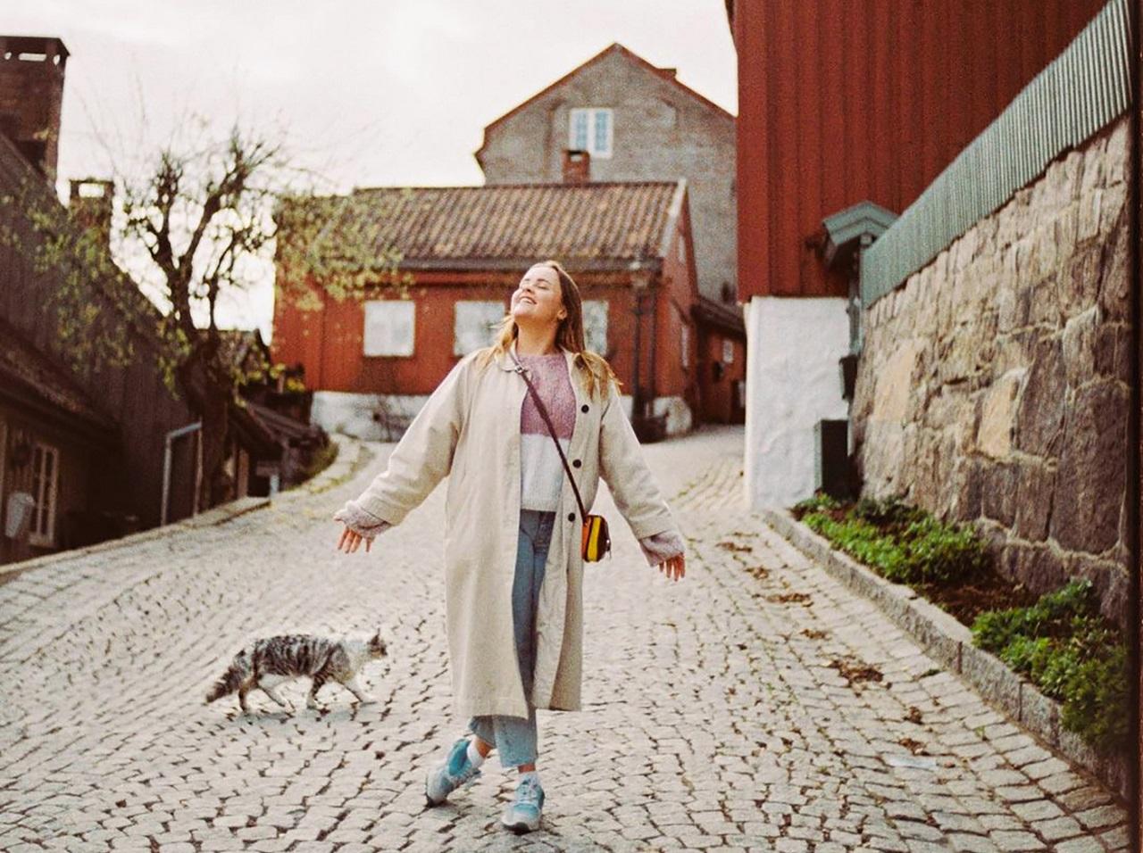 Norgesferie 2021 - Illustrasjon - Frende