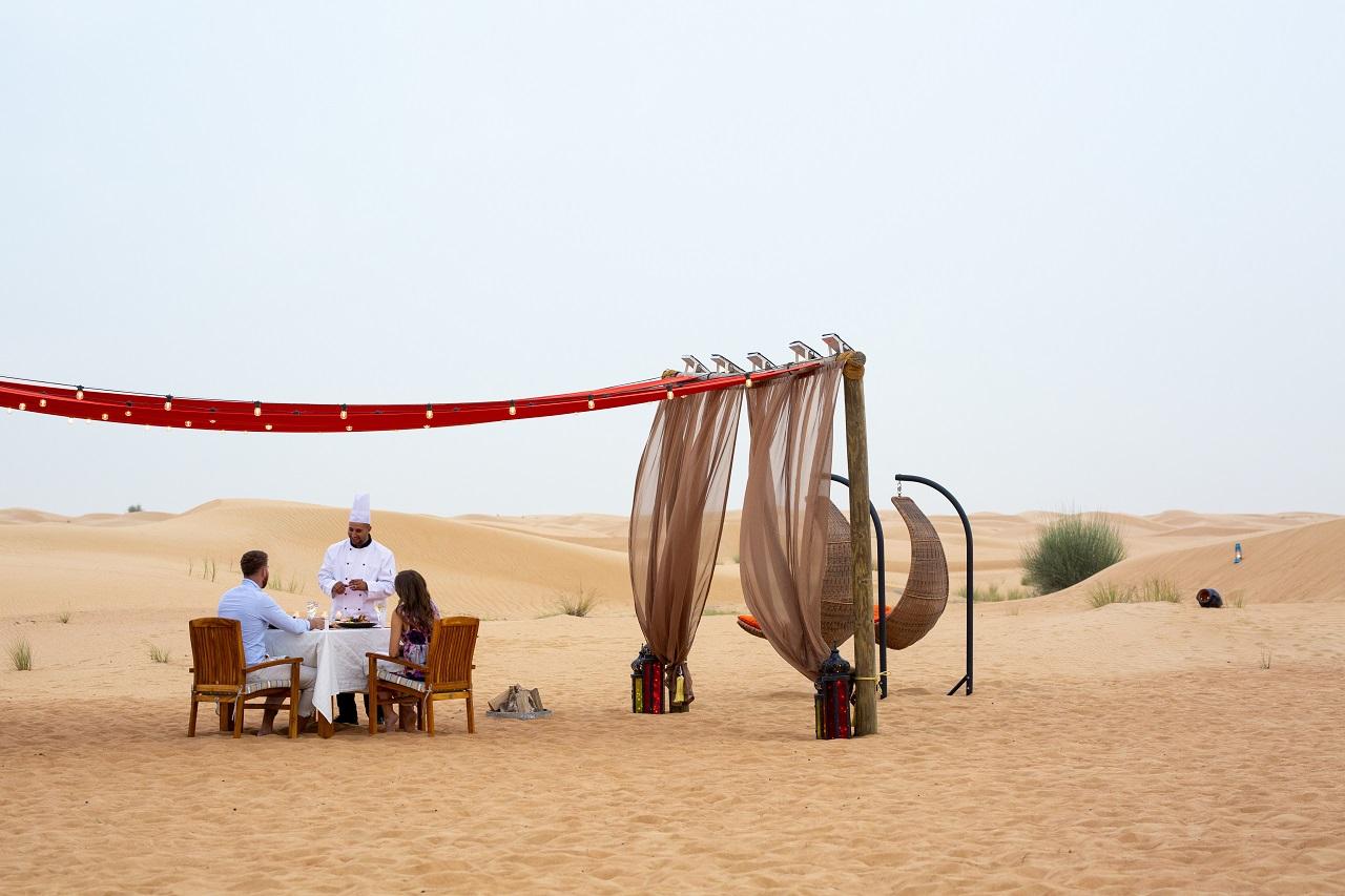 Arabian Adventures - The Perfect Evening - Dubai