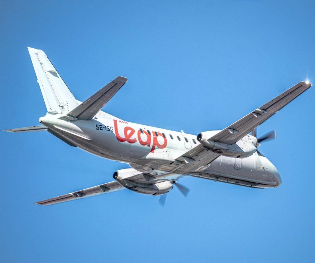 Saab 340 - Air Leap - Regionalfly