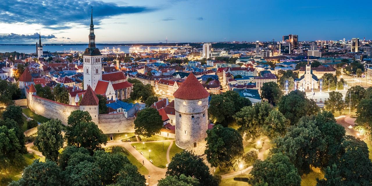 Gamlebyen - Vana Linn - Tallinn - Estland