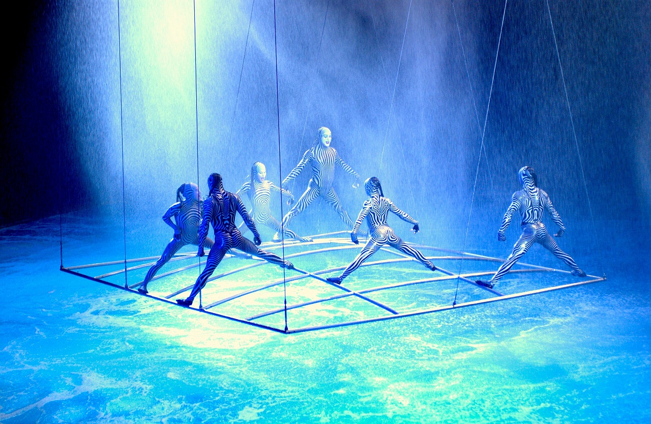 """Cirque du Soleil """"O"""" - Las Vegas - Nevada - USA"""