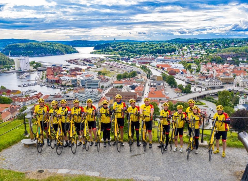 Team Rynkeby - Sykling - Barnekreftforeningen - 2021