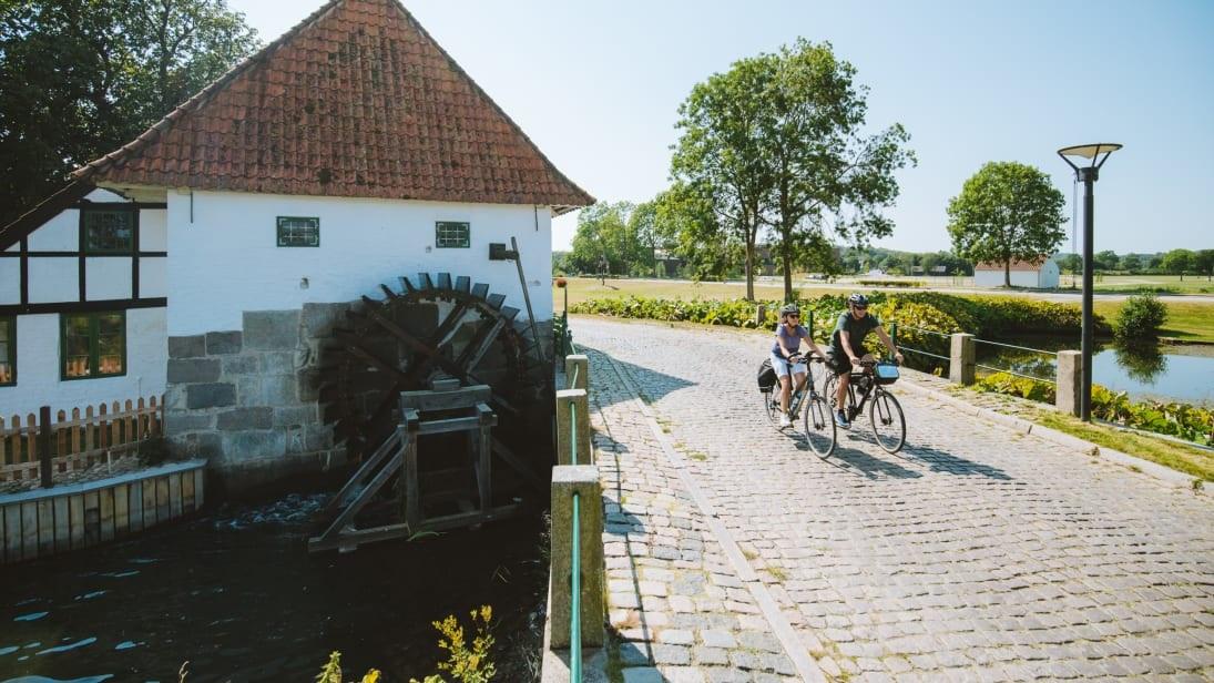 Flensburg Fjord Route - Sykkelrute - Grenselandet - Danmark - Tyskland