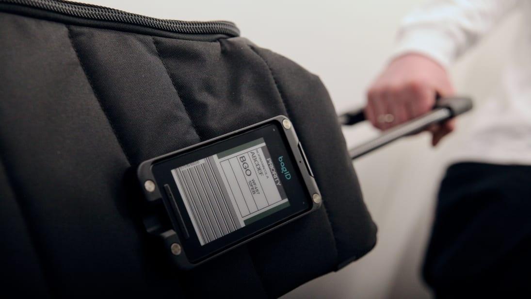 Digital bagasjelapp - BagID